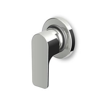 Εντοιχισμένος διακόπτης ZWN129+R99499. Εντοιχισμένος διακόπτης με στρογγυλή πλακέτα (συμπεριλαμβάνεται ο εσωτερικός μηχανισμός) Σειράς: WIND