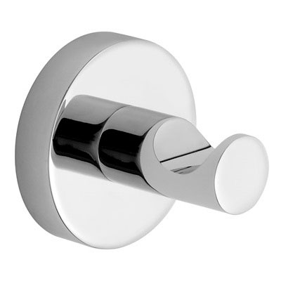 Άγκιστρο μονό PT08. Άγκιστρο τοίχου μονό. Μια πολύ όμορφη επιλογή για να κρεμάτε τις πετσέτες του μπάνιου σας. Ένα προϊόν από την ιταλική Fromac.